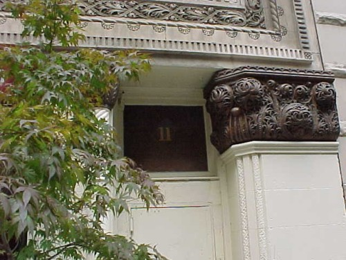 11 East 16th (detail)