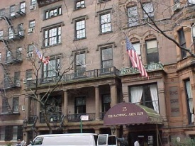 15 and 16 Gramercy Park south