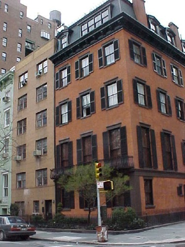 19 and 21 Gramercy Park south