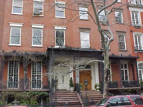 3 and 4 Gramercy Park west